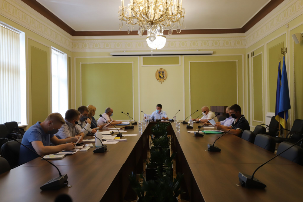 Комісія з питань ЖКГ розглянула низку питань порядку денного